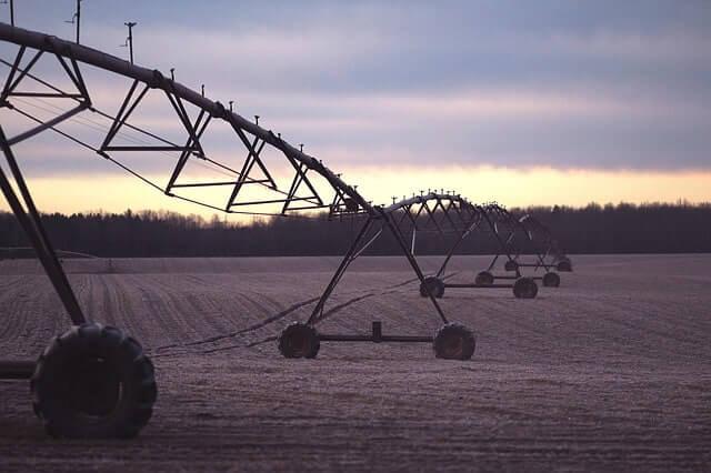 Sistema de irrigación regadío