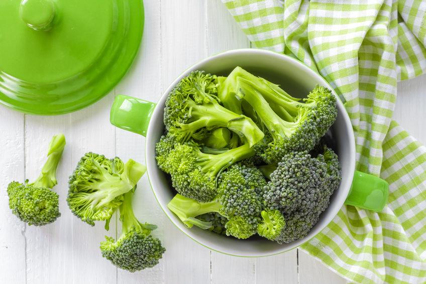 verduras primavera brócoli